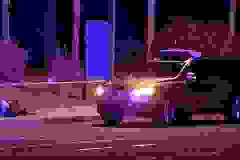 Xe Uber tự lái đâm chết một người đi bộ