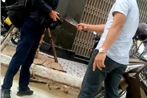 Cảnh báo tình trạng bắt giữ, hành hung nhà báo xẩy ra gần đây