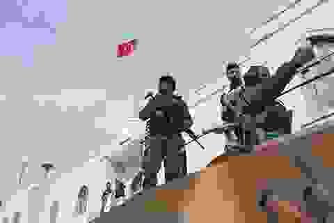 """Mỹ chỉ trích """"Nhành Ôliu"""" của Thổ Nhĩ Kỳ giúp IS trỗi dậy"""