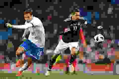 Messi vắng mặt, Argentina vẫn dễ dàng đánh bại Italia