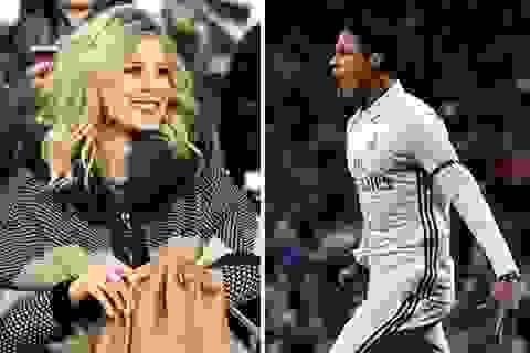 Chiêm ngưỡng vẻ đẹp cô vợ quyến rũ của ngôi sao Real Madrid