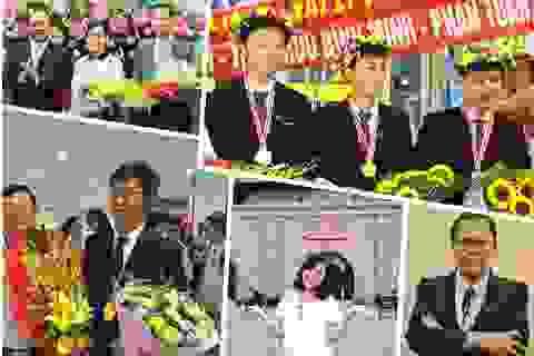 5 gương mặt Việt xuất sắc đỗ vào ĐH số một thế giới thời gian gần đây