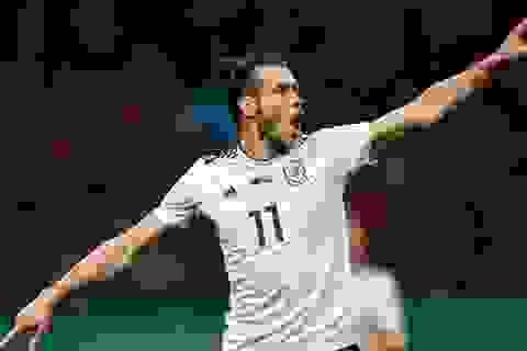 Gareth  Bale thừa nhận bị cám dỗ bởi Trung Quốc