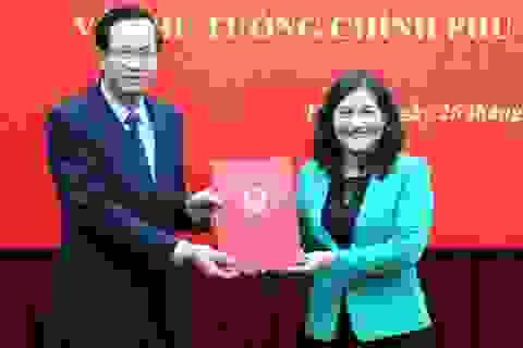 Công bố quyết định luân chuyển Thứ trưởng Bộ LĐ-TB&XH và Phó Bí thư Tỉnh uỷ Bắc Ninh