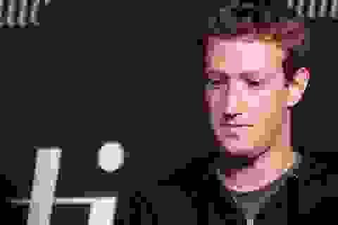 Mark Zuckerberg mua quảng cáo trên hàng loạt báo lớn để xin lỗi