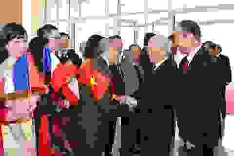 Tổng Bí thư Nguyễn Phú Trọng bắt đầu thăm chính thức Cộng hòa Pháp