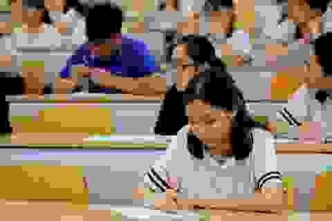 4.800 thí sinh sẽ tham dự kỳ thi đánh giá năng lực của ĐH Quốc gia TPHCM