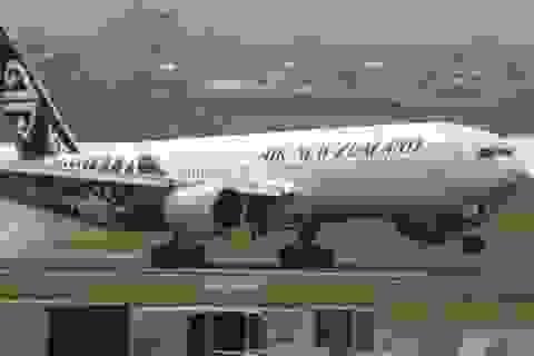 Máy bay New Zealand chở 278 khách suýt va chạm máy bay không người lái