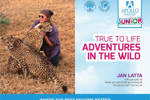 Gặp gỡ Jan Latta - nữ tác giả dành hơn nửa cuộc đời gắn bó với động vật hoang dã
