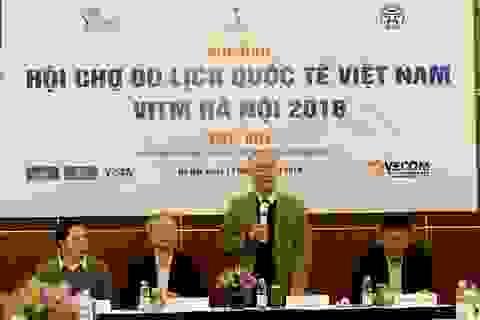 Hội chợ du lịch VITM 2018: Hàng trăm tour giảm giá tại Du lịch Sen Vàng