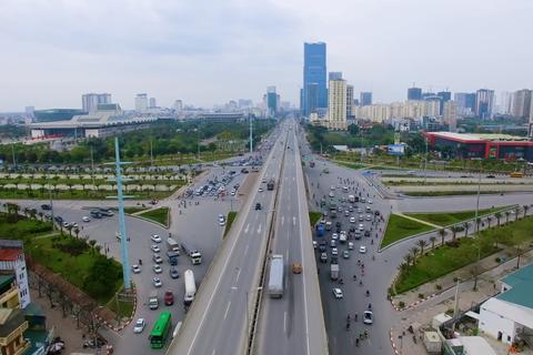 Vinata Tower ngã tư BigC Thăng Long cam kết bàn giao tháng 6/2018