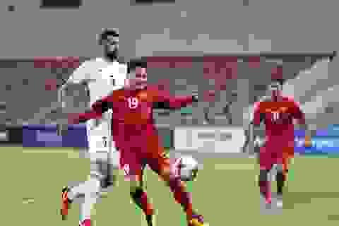 Dấu ấn nơi HLV Park Hang Seo và sự chói sáng của hai thủ môn trước Jordan