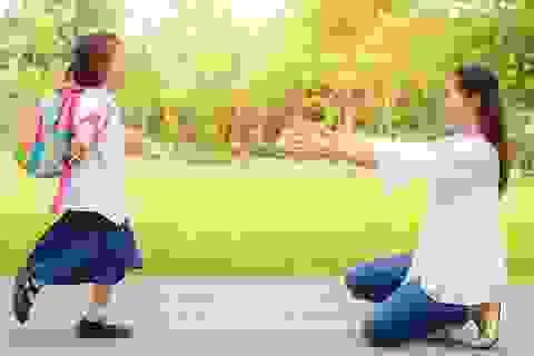 Yêu con vô điều kiện, có bố mẹ nào làm được không?