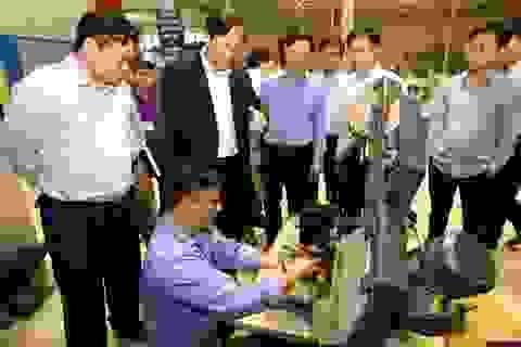 Bắc Kạn: Hơn 80 % lao động học nghề tìm được việc làm