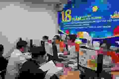 Du lịch chất cùng Fiditour tại hội chợ VITM Hà Nội 2018