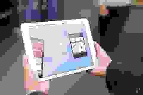 iPad 9,7 inch 2018 chính hãng lên kệ từ hôm nay, giá 9,9 triệu đồng