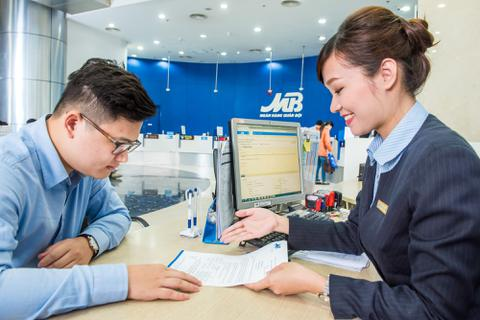 MB hoàn thành vượt mức kế hoạch kinh doanh năm 2017