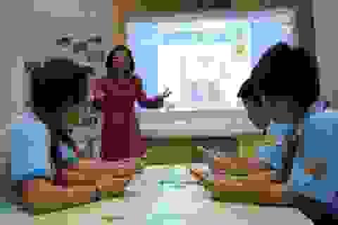 TPHCM: Thêm chuẩn tiếng Anh hiện đại cho học sinh