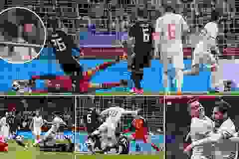 Tây Ban Nha 6-1 Argentina: Cú hattrick của Isco