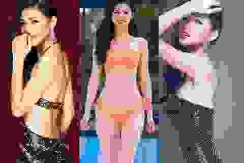 Á hậu Thanh Tú hé lộ tham gia cuộc thi sắc đẹp thế giới cuối năm