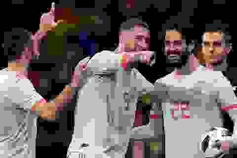 Real Madrid chịu ảnh hưởng từ loạt trận giao hữu quốc tế