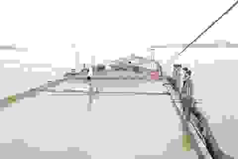 Liên tục bắt giữ các tàu hút cát trái phép trên sông Hồng