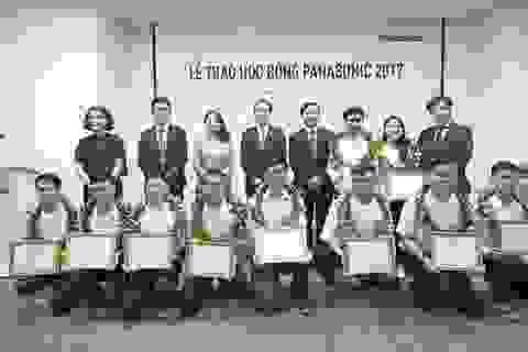 Tìm kiếm sinh viên tài năng Việt, chương trình Học bổng Panasonic 2018 chính thức khởi động