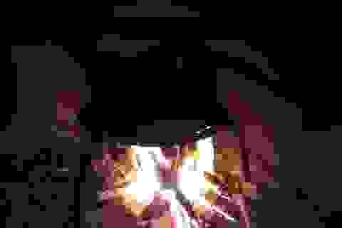 Mẹ và bếp lửa