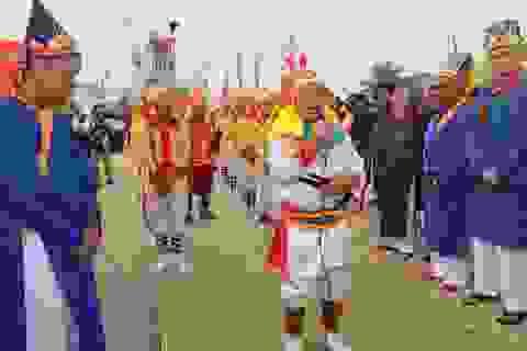 Đà Nẵng: Làng biển mở lễ hội cầu ngư