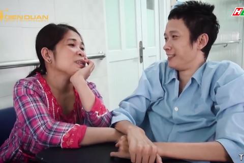 Trấn Thành, Cẩm Ly xót xa cho chuyện tình đẹp của chàng trai bị bại liệt suốt 11 năm