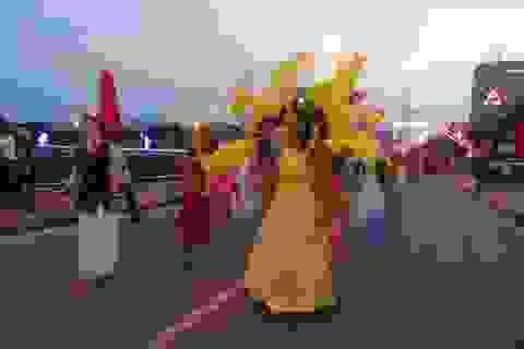 Quảng Bình: Tổ chức diễu hành đường phố với gần 1.000 người tham gia