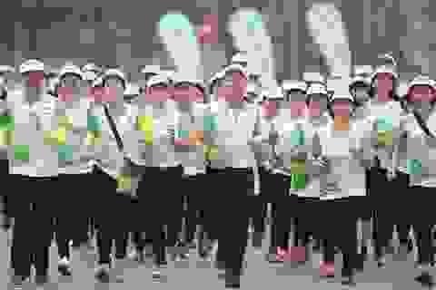 Hơn 10.000 thành viên và nhân viên Herbalife tham gia chạy vì sức khỏe toàn dân