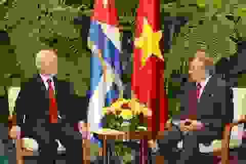 Tổng Bí thư kết thúc tốt đẹp chuyến thăm chính thức Cộng hòa Pháp và thăm cấp nhà nước Cộng hòa Cuba