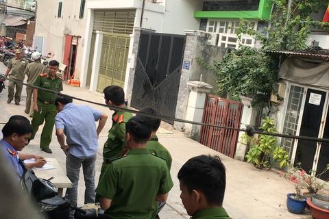 Tái kiểm tra hiện trường vụ thảm sát cả gia đình 5 người dịp Tết