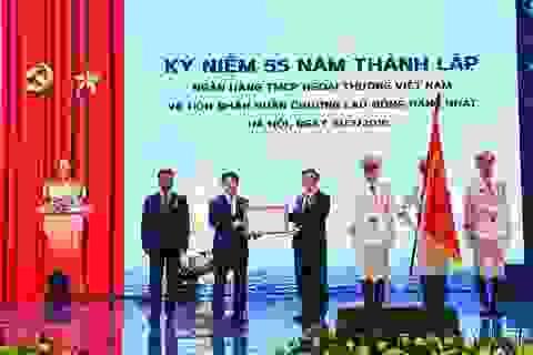 Hai nhiệm vụ Thống đốc Lê Minh Hưng giao cho Vietcombank