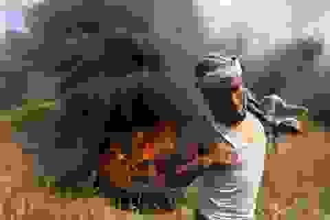 16 người Palestine thiệt mạng khi đụng độ quân đội Israel ở Gaza