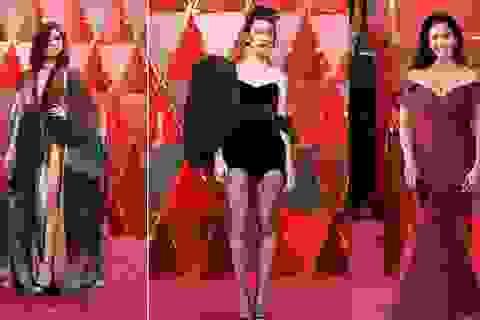 Người đẹp dập dìu khoe dáng trên thảm đỏ Oscar