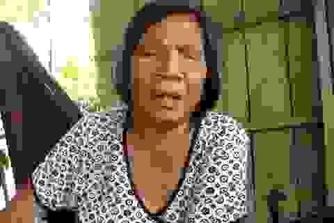 Người phụ nữ nghèo mù mắc bệnh nan y không tiền chữa trị