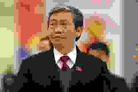 Ông Đinh Thế Huynh thôi giữ chức Thường trực Ban Bí thư