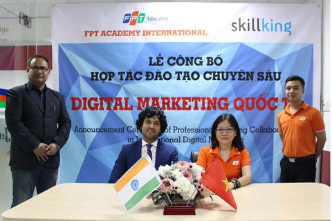 FPT Education mở trường đào tạo Digital Marketing chuyên nghiệp đầu tiên tại Việt Nam