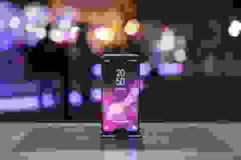"""Galaxy S9+ đoạt giải """"thiết bị kết nối mới tốt nhất"""" tại MWC 2018"""