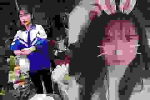 Danh tính thật của thiếu nữ bán đậu phụ cực xinh ở Lào Cai