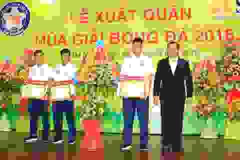 SHB Đà Nẵng không đặt mục tiêu cao ở V-League 2018