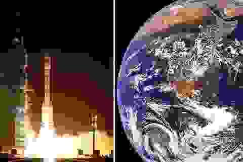 Trạm không gian của Trung Quốc có thể mang chất độc sắp chạm vào Trái Đất