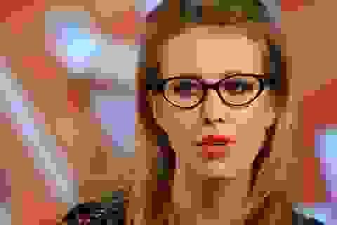 """Nữ ứng viên tổng thống Nga gây """"bão"""" vì phát ngôn liên quan tới Crimea"""