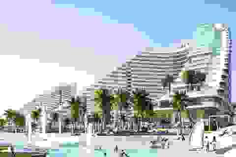 Bất động sản Cam Ranh 'dậy sóng' đón đầu hạ tầng hàng không