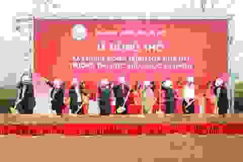 Bắt đầu xây dựng trường ĐH Khoa học tự nhiên tại Hòa lạc