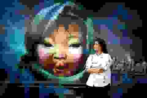 Cuốn hút với chuỗi tranh tường trên đường phố Sài Gòn