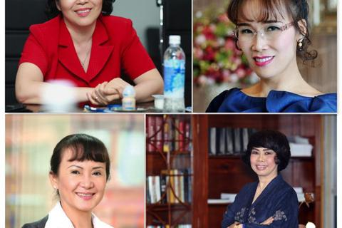 Chuyện hậu trường những nữ tỷ phú quyền lực bậc nhất Việt Nam
