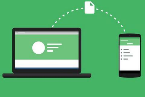 Thủ thuật chuyển file ảnh từ smartphone sang máy tính không cần cáp kết nối